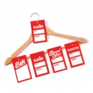 Hanger Promotional Tickets