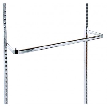 D Rail 600mm Chrome