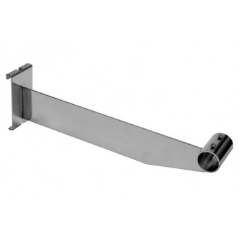 Round Tube Bracket for Gridwall