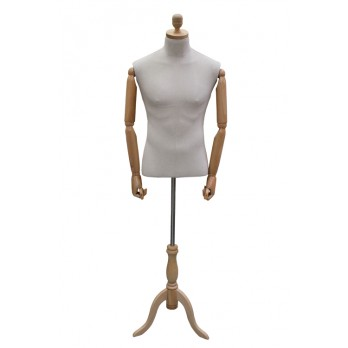 Articulated Vintage Male Tailors Dummy