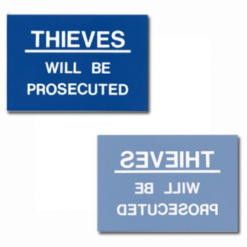 Thieves Signs