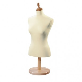 Tailors Dummy Counter Female