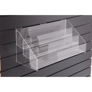 3 Tiered Display Tray for Slatwall