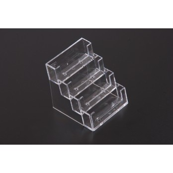 4 Tiered Landscape Business Card Holder