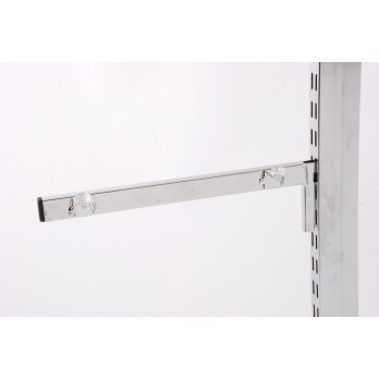 Left / Right Glass Shelf Bracket 380mm