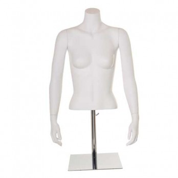 Headless Female Torso with Stand