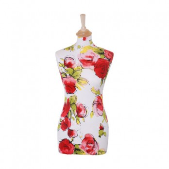 Tailors Dummy Cover Floral