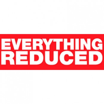 Everything Reduced Poster