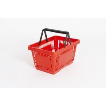 Shopping Basket 21 Litre Red
