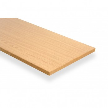 Wooden Shelf 640 x 300mm Oak
