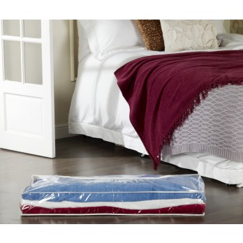 Under bed Chest Clear Peva  150 x 1090 x 460 mm