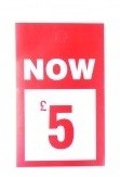 Promotional Now £5 Tag Gun Ticket