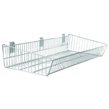 Heavy Duty Basket for Slatwall