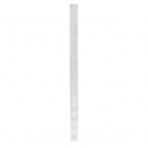 Plastic 12-Clip Strip with Label Holder