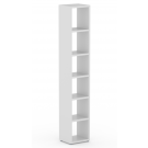 QUBE Display Units Configuration 20 in white