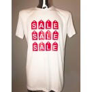 Sales Promo T- Shirts X Large
