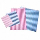 Paper Bags Striped Print