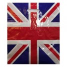 Punch Handle Carrier Bags Union Jack
