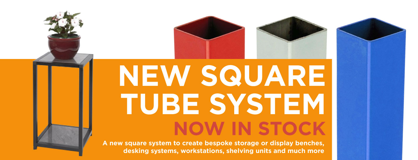 Square Tube Now In Stock